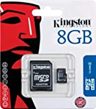 Kingston SDC4/8GB Class 4 8GB micro-SDHC Karte Bild