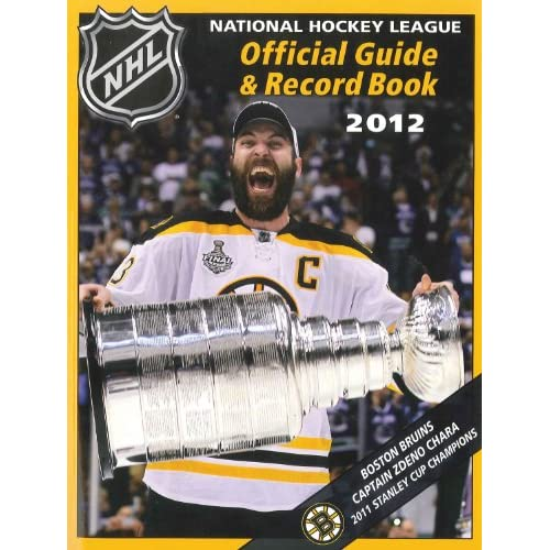 The-National-Hockey-League-Official-Guide-Record-Book-2012-NHL-Corporate-Auth