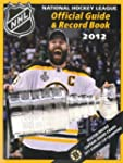 NHL Official Guide & Record Book 2012