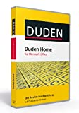 Software - DUDEN Home f�r Microsoft Office