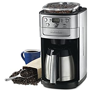 Cuisinart DGB-900BCC Fully Automatic Burr Grind & Brew Thermal(TM) 12 Cup Coffeemaker