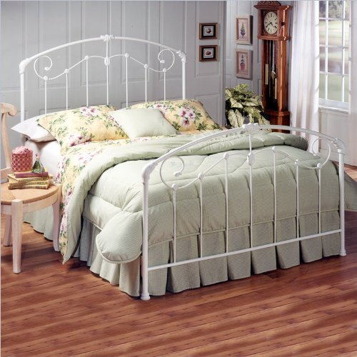 Twin Iron Bed Frame 1461 front