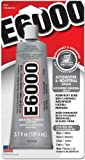 E6000® Med Visc 3.7-Ounce Auto/Industrial Carded Adhesive