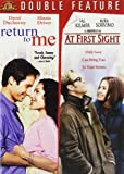 Return to Me / At First Sight (Double Feature)