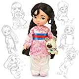 Mulan Animator Doll