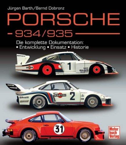 Porsche 934:935...