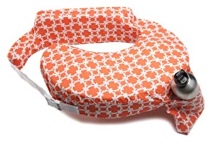 My Brest Friend Slipcover, Orange Marina