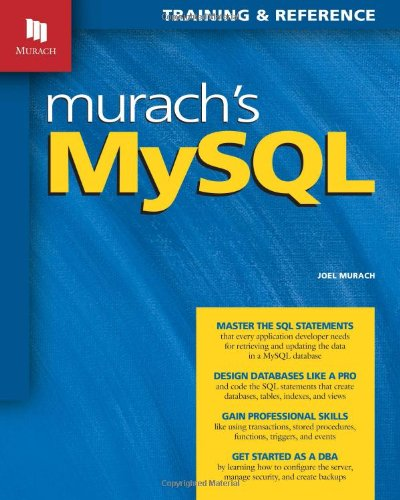 Murach's MySQL
