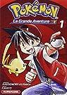 Pokémon - La Grande Aventure, tome 1 par Kusaka