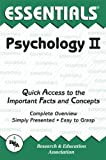 img - for Psychology II Essentials (Essentials Study Guides) book / textbook / text book