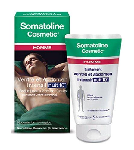 Somatoline Homme Ventre et Abdomen Intensif Nuit 150 ml