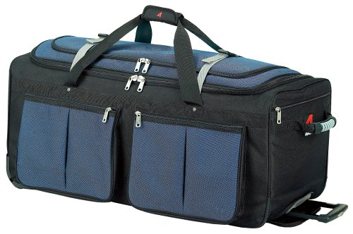 Athalon 34″ 15-Pocket Duffel, Blue special offers