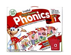 LeapFrog Easy Reader Phonics Kit 1