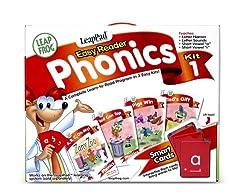 LeapFrog Easy Reader Phonics Kit 1