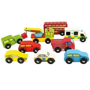Bigjigs Road Vehicle Pack
