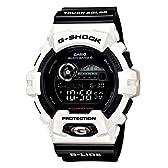 G-SHOCK CASIO カシオ Gショック 電波 ソーラー メンズ 腕時計 G-LIDE GWX-8900B-7DR ブラック×ホワイト 海外モデル 逆輸入品
