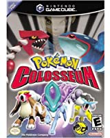 Pokémon Colosseum (With Free 59 Slot Memory Card) (GameCube)