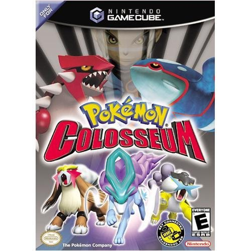 Pokemon Colosseum (Gamecube Pokemon Console compare prices)