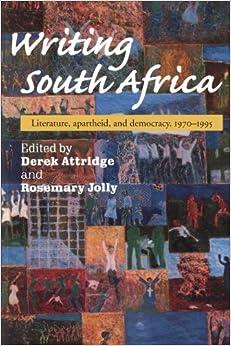 Write my essay south africa