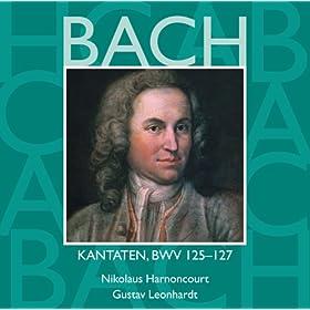 """Cantata No.127 Herr Jesu Christ, wahr' Mensch und Gott BWV127 : I Chorus - """"Herr Jesu Christ, wahr' Mensch und Gott"""" [Choir]"""