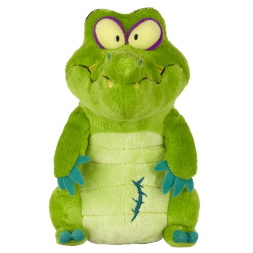 "Jakks Pacific Where's My Water Small Plush Wave 1 Alligator - 7"" Cranky - 1"