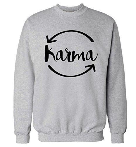Karma sweatshirt XS - 2XL sweater