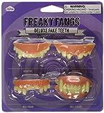 Freaky Fangs - Deluxe Fake Teeth! (accesorio de disfraz)
