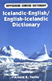Product 0870528017 - Product title Icelandic-English/English-Icelandic Concise Dictionary (Hippocrene Concise Dictionary)