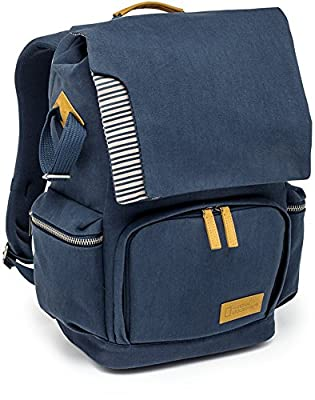 National Geographic NG MC 5350 Medium Backpack for Personal Gear, Laptop, DSLR (Multi Color)
