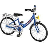 PUKY ZL 16 Alu - Vélo enfant 16 pouces - bleu Taille de la roue 16 pouces 2015