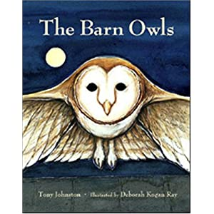 The Barn Owlis Only 395 At Amazon It Is A Totally Cute Book