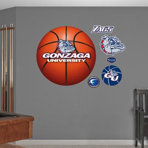 NCAA Gonzaga Bulldogs Basketball Logo Wall Graphic Fathead Collectible Vehicles autotags B008HUSYW6