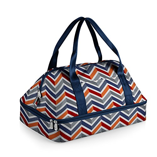 Picnic Time Potluck Insulated Casserole Tote Bag, Vibe Collection - 1