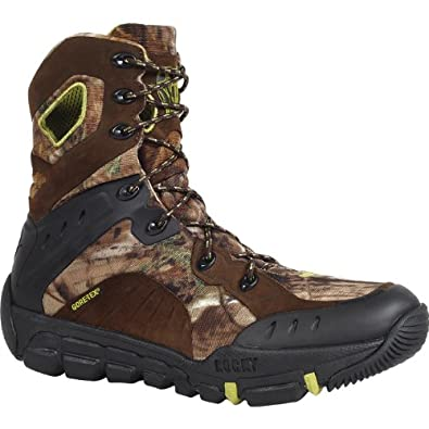 Rocky Mens 8 Athletic Mobility GORE-TEX®Waterproof Scent IQTMControl Boot-#5253 by Rocky