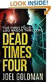 Dead Times Four (Lou Mason Thrillers)