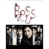 BOSS 2nd SEASON Blu−ray BOX [Blu-ray]