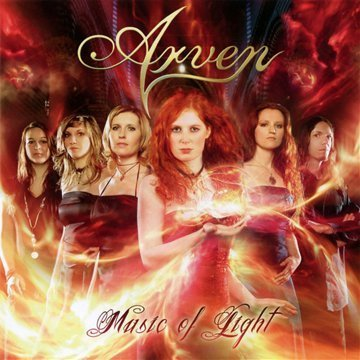Music Of Light by Arven (2011) Audio CD