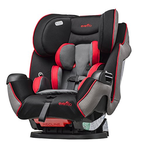 Evenflo Car Seat Red And Black