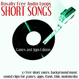 Free audio loops free short tunes background music sound clips