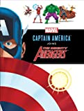 img - for Captain America Joins the Avengers book / textbook / text book