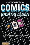 echange, troc Scott McCloud - Comics richtig lesen.