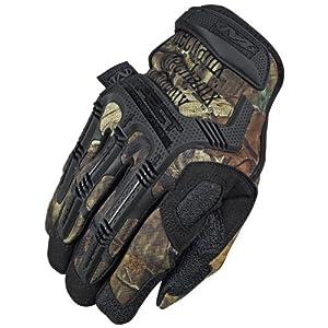 Mechanix Wear M-Pact Tactical Hunting Fishing Protective Gloves Mossy Oak Camo from Mechanix Wear