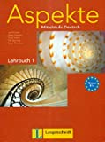 img - for Aspekte Mittelstufe Deutsch Lehrbuch 1 book / textbook / text book