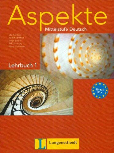 Aspekte Mittelstufe Deutsch Lehrbuch 1