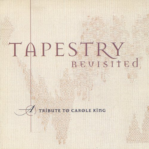 Tapestry Revisited (Packaged In A CD-Sized Hard-Bound Book Cover With 28-Page Illustrated Color Booklet) by Carole King, Aretha Franklin, Rod Stewart, Amy Grant and Bee Gees