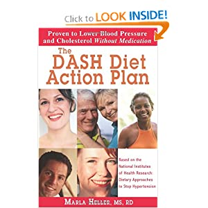Click to buy Dash Diet Guidelines: The DASH Diet Action Plan from Amazon!