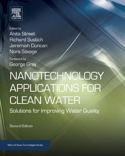 Nanotechnology Applications for Clean Water: Solutions for Improving Water Quality (Micro and Nano Technologies) (Chlorinated Water Sensor compare prices)