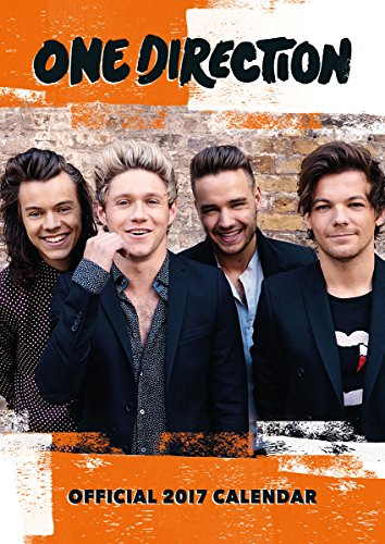 One Direction official calender 2017 (Niall Merchandise compare prices)