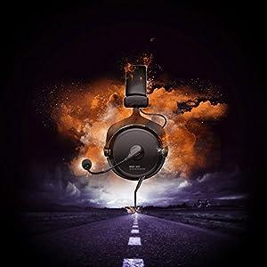 beyerdynamic MMX 300 (2nd Generation) Premium Gaming Headset (Color: Black)