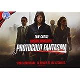 Misión Imposible: Protocolo Fantasma - Edición Horizontal [DVD]